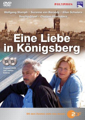 Eine Liebe in Königsberg [2 DVDs]