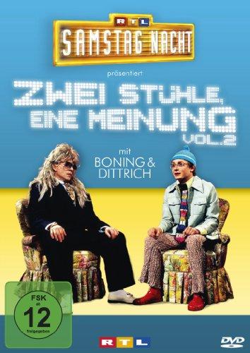 RTL Samstag Nacht - Zwei Stühle, eine Meinung Vol. 2