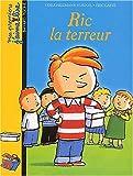 echange, troc Odile Hellmann-Hurpoil, Eric Gasté - Mes premiers j'aime lire, numéro 6 : Ric la terreur