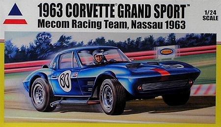 Accurate Miniatures 1/24 Corvette GS Coupe