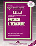 ENGLISH LITERATURE (College Level Examin...