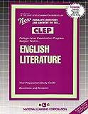 ENGLISH LITERATURE (College Level Examin...