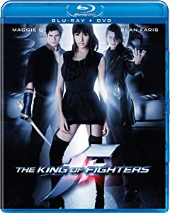 The King of Fighters (Bluray + DVD combo) [Blu-ray]