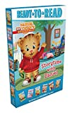 img - for Storytime with Daniel: Thank You Day; Friends Help Each Other; Daniel Plays Ball; Daniel Goes Out for Dinner; Daniel Feels Left Out; Daniel Visits the Library (Daniel Tiger's Neighborhood) book / textbook / text book