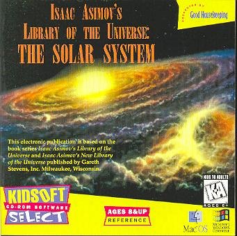 Isaac Asimov'S Library Of The Universe: The Solar System front-850565