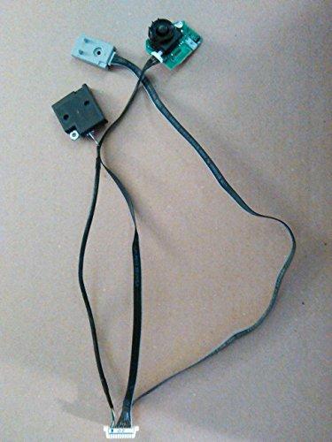 E345404 PN64E550D1FXZA SAMSUNG 64 PLASMA TV FUNCTION CABLE WIFI CABLE SENSOR With Power button, wifi module, and IR sensor modules (Samsung Sensor Tv compare prices)