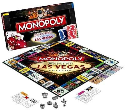 Monopoly Las Vegas Board Game