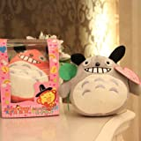 Cute Soft Plush Toys Pattern Totoro 12s Voice Recording 18CM/7""