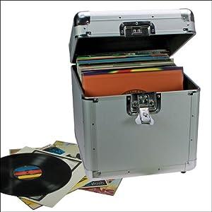 Cheap  Case for 100 LP's