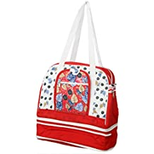 Kuber Industries Mama's Bag, Baby Carrier Bag, Diaper Bag, Travelling Bag (Folding Pattern) - B01MTEIB6J