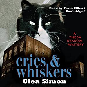 Cries and Whiskers: A Theda Krakow Mystery | [Clea Simon]