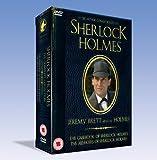 Sherlock Holmes: The Casebook Of Sherlock Holmes/The Memoirs... [DVD]