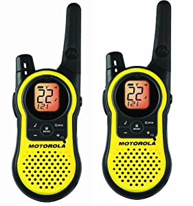 Motorola Mh230r 23-mile Range 22-channel FRS/gmrs Two-way Radio Pair