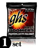 ghs ( ガス ) M3045/Boomers BASS Strings Nickel-Plated Steel 45-105/ベース弦!