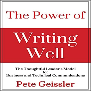 The Power of Writing Well Audiobook