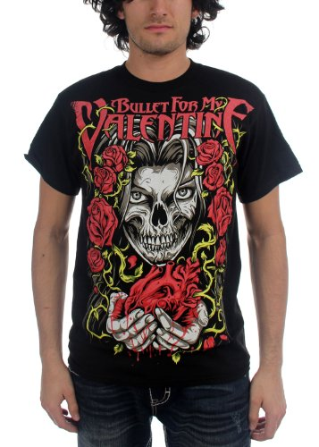 Bullet For My Valentine -  T-shirt - Uomo nero L