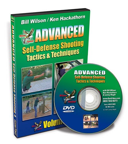 Cover art for  Advanced Self Defense, Volume 4--DVD