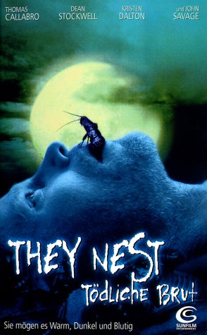 They Nest - Tödliche Brut [VHS]