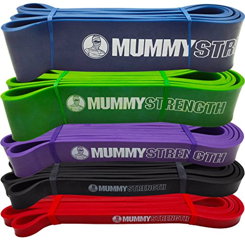 mummystrength-pull-up-assist-mobilitat-bands-rot