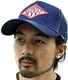 (ショット) Schott キャップ メンズ ストリート 帽子 メッシュ デニム 1color Free ネイビー