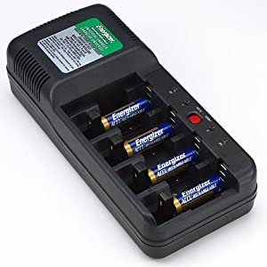 Energizer CHM4FC Battery Charger High Energy