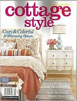 Cottage style magazine spring summer 2015 brian kramer Spring cottage magazine