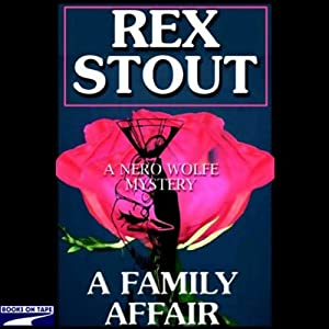 A Family Affair | [Rex Stout]
