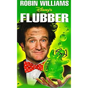 Amazon.com: Flubber [VHS]: Robin Williams, Marcia Gay Harden, ...