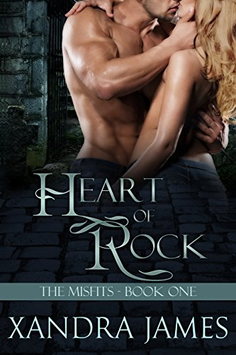 Heart of Rock: A gargoyle romance (The Misfits Book 1) (Misfits British compare prices)