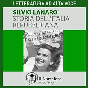 Storia dell'Italia repubblicana Hörbuch