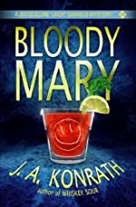 Bloody Mary - A Thriller (Jack Daniels Mysteries)