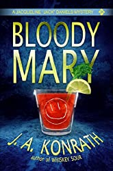 "Bloody Mary - A Thriller (Jacqueline ""Jack"" Daniels Mysteries Book 2) (English Edition)"