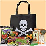 Skull & Crossbones: Halloween Gift Basket for Tween Boy