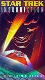 echange, troc Star Trek Insurrection [VHS] [Import USA]