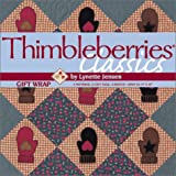 "Thimbleberries Classics Gift Wrap (Winning quilt patterns as gift wrap ""books"") (1571201270) by Jensen, Lynette"
