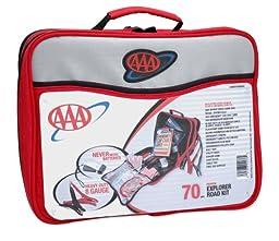 AAA 70 Piece Explorer Road Assistance Kit