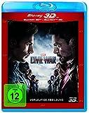 The First Avenger: Civil War+2D -  Blu-ray 3D Preisvergleich