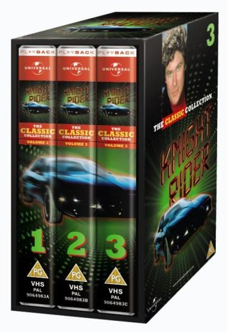Knight Rider - The Classic Collection - Volume