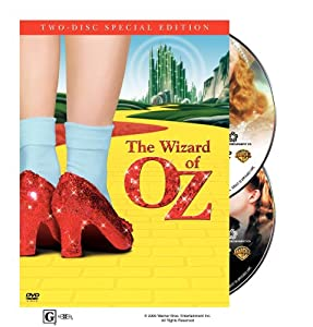 The Wizard of Oz (2 Disc Special Edition) [1939] [DVD]