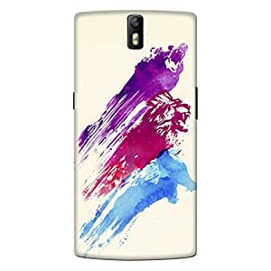 Blink Ideas Back Cover for OnePlus One