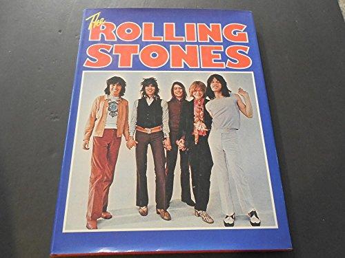 the-rolling-stones-by-jeremy-pascall-rob-burt-1st-edit-1977-hc
