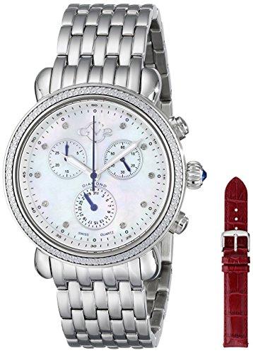 GV2 por parte de las mujeres Gevril 9801 Marsala de Visualización analógico de cuarzo suizo de relojes y otros dispositivos electrónicos