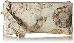 HOBO Vintage Vida Clutch, Metallic Star Burst, One Size