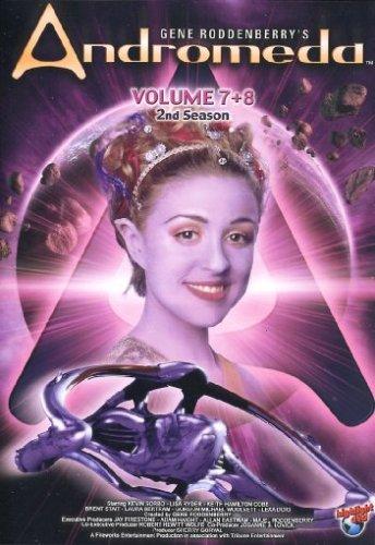 Andromeda Vol. 2.07+08: Alte Sünden/Eintagsfliegen/Im Himmel/Heimweh