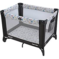 Graco Pack 'n Baby Playard with Automatic Folding Feet (Carnival)