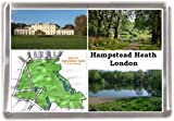 Hampstead heath london Gift Souvenir Fridge Magnet