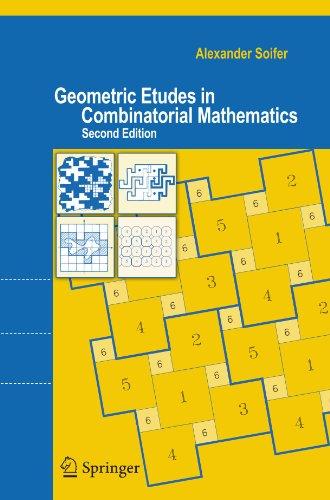 Geometric etudes in combinatorial mathematics