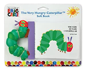 Very Hungry Caterpillar Soft B