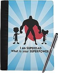 Super Dad Notebook Padfolio