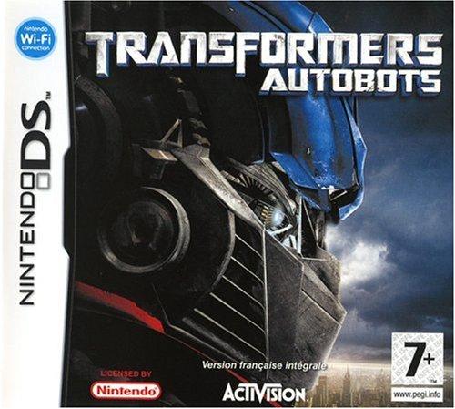 Transformers : La Guerre pour Cybertron - Autobots DS